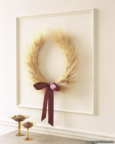 What a wonderful wreath !