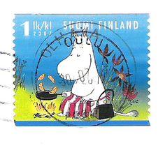 Suomi 2007 Muumilaakson kesä