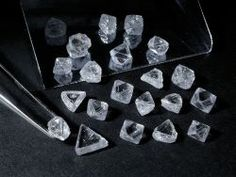 Los diamantes, una piedra aún más preciosa