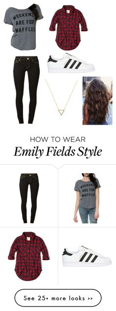 """Pll Emily Fields pt. 2"" by myfashioniq on Polyvore"