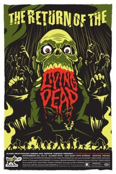 Resultado de imagem para zombie illustrations posters