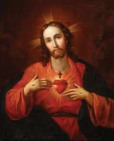 Carl Dietrich - Sacred Heart
