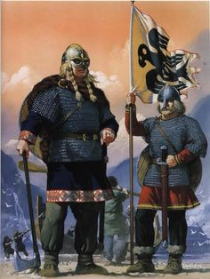 Viking raiders gained the title, 'Berserkers' because they were observed to go berserk in battles or raids and seemed unconquerable.