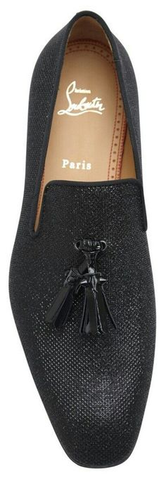 Man of the hour and Shoe Czar Christian Louboutin unleashes his best collection yet! More Fashion Trends, Men's Shoes and Trending Outfits @ pinterest.com/rickysturn/mens-fashion