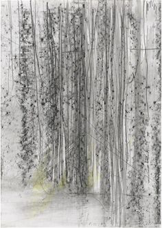 The survey of mostly abstract Gerhard Richter drawings at the Drawing Center is a reminder of the ways Mr. Richter is an artist for many genres, styles and seasons.