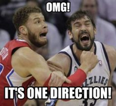 092f28916de Blake Griffin   Marc Gasol staged an epic Game 7 crazy face-off