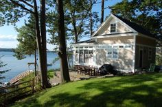 one day...a cabin at the lake ;)