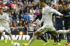 Lịch thi đấu bóng đá hôm nay: Real Madrid vs Malaga 01h00 ngày 19/04