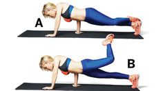 Craving a better butt? This home workout from Tracy Anderson includes five challenging glute exercises that will lift, tighten, and seriously sculpt your rear. Tracy Anderson Workout, Tracy Anderson Diet, Fitbit, Butt Workout, Workout Men, Workout Plans, Intense Workout, At Home Workouts, Workout Routines