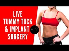 (24) LIVE SURGERY FROM THE OR: Tummy Tuck + Removal & Replacement Breast Implants - YouTube Tummy Tuck Results, Top Plastic Surgeons, Tummy Tucks, Surgery, Thighs, Breast, Live, Youtube, Youtubers