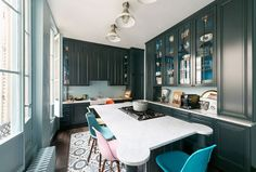 The Most Breathtaking French Kitchens You Can Actually Cook In
