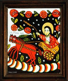 Christian Paintings, Orthodox Icons, Christmas Images, Religious Art, Holi, Spirituality, Frame, Glass, Illustration
