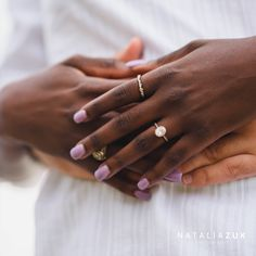 There are so many things you need to think of for your engagement photoshoot, that it is easy to miss some details like your nails! Make sure they look great, so we can take some gorgeous close-ups on your ring. Engagement Pictures, Engagement Shoots, Engagement Rings, Clothes Stand, Wedding Day, Wedding Rings, Soft Colors, Engagements, You Nailed It