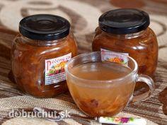 Fotorecept: Pečený čaj - Voňavý ovocný čaj s kúskami ovocia...