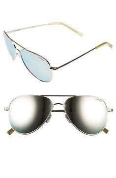adc62010c5 6012 N 56mm Polarized Aviator Sunglasses