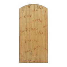 Grange Timber Arch Gate (H)1.8m (W)900mm | Departments | DIY at B&Q