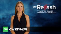 Rehash: Episode One   The CW