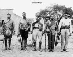 Cristeros Miguel Hernandez coronel de Regimiento de San Julian Jalisco y el Padre Perez Aldape