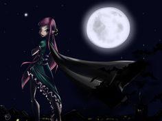 Roxy Happy Halloween by fantazyme on DeviantArt