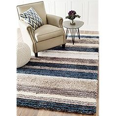 Amazon.com: nuLOOM Cine Collection Hand Made Area Rug, 9-Feet by 12-Feet, Blue Multi: Kitchen & Dining