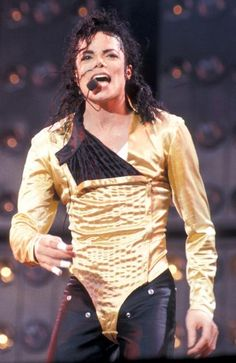 Michael Jackson (Foto: Public Address)