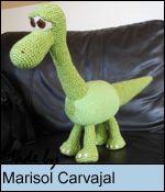 Sabrina's Crochet - Free amigurumi crochet pattern Arlo (Good Dinosaur)
