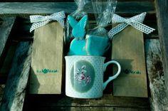 Cajita Eat Me, Drink Me #caja #regalo #té #horadelté #packaging