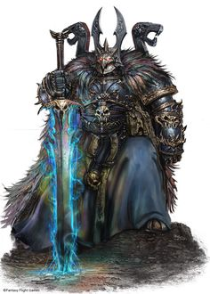 chaos ilacha(ilich-henriquez) portrait power_sword space_marines