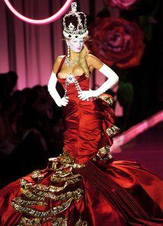 Christian Dior Haute Couture F/W 2004/05