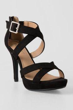 Madden Girl by Steve Madden Womens Babe Metallic Strappy Sandals Heels BHFO 9082