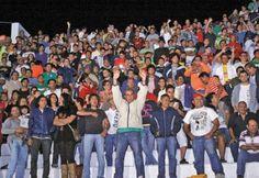Goza afición de día y noche | Diario de Morelos (shared via SlingPic)