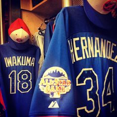 The stars are out. #Mariners #ASG