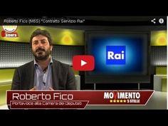 """Roberto Fico (M5S) """"Contratto Servizio Rai"""""""