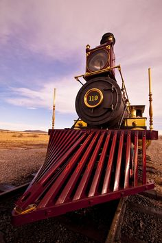 /by antelope reflection #flickr #utah #steam #engine