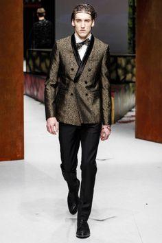 Roberto Cavalli - Men Fashion Fall Winter 2014-15 - Shows - Vogue.it