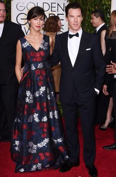 Lovely Sophie and Benedict