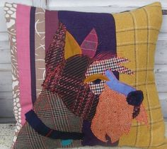 Duncan the Scottie by Carola van Dyke £69.00