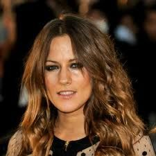 More Angles of Caroline Flack Cocktail Dress - StyleBistro Beautiful Women Over 40, Caroline Flack, Lace Up Ankle Boots, Black Cocktail Dress, Sexy, How To Wear, Hair, Clothes, Tops