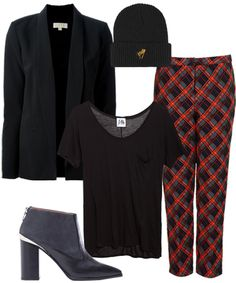 3 Perfect Outfits For L.A.'s Weird Winter #refinery29