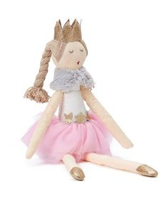 Nana Huchy Princess Petal #nanahuchy #oliverthomas #doll #princess #girlsroom #nursery