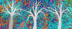 TREES OF THE TREASURED DREAMSCAPE
