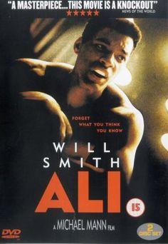 Ali [DVD] [2002]: Amazon.co.uk: Jamie Foxx, Jon Voight, Mario Van Peebles, Michael Mann, Will Smith: Film & TV
