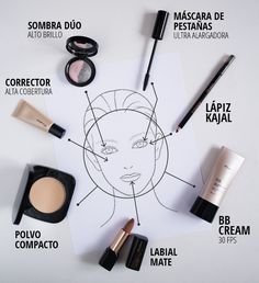 Maquillaje natural con la BB Cream de Natura UNA Natura Cosmetics, Makeup Tips, Beauty Makeup, Perfume, Make Beauty, Tips Belleza, Beautiful Landscapes, Avon, Makeup Looks