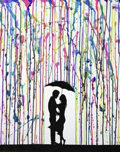 Where To Buy Art Online - Affordable Prints, Paintings Painting & Drawing, Watercolor Paintings, Watercolor Paper, Easy Watercolor, Love Painting, Silk Painting, Watercolor Tattoo, Bel Art, Art Amour