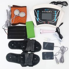 63.48$  Buy here - http://aliqgl.worldwells.pw/go.php?t=32449695405 - Electronic pulse acupuncture massager home care meridian through intermediate frequency therapy apparatus 63.48$