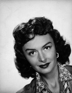 Donna Reed - 1951 #vintage