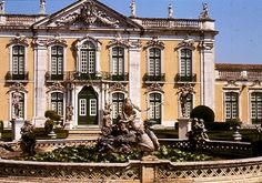 Queluz palace Portugal