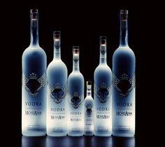 Vodka Bottles
