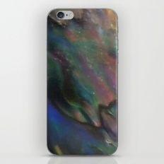 Rain washed abalone iPhone & iPod Skin