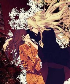 Tomoe and nanamo